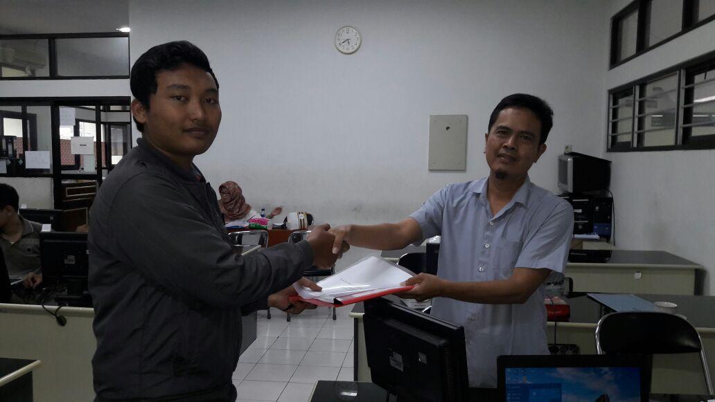 Pelaksanaan Uji  Kompetensi Lisensi dari Microsoft dan Badan Nasional sertifikasi profesi (BNSP) untuk skema Programmer & Network Administrator IST AKPRIND YOGYAKARTA
