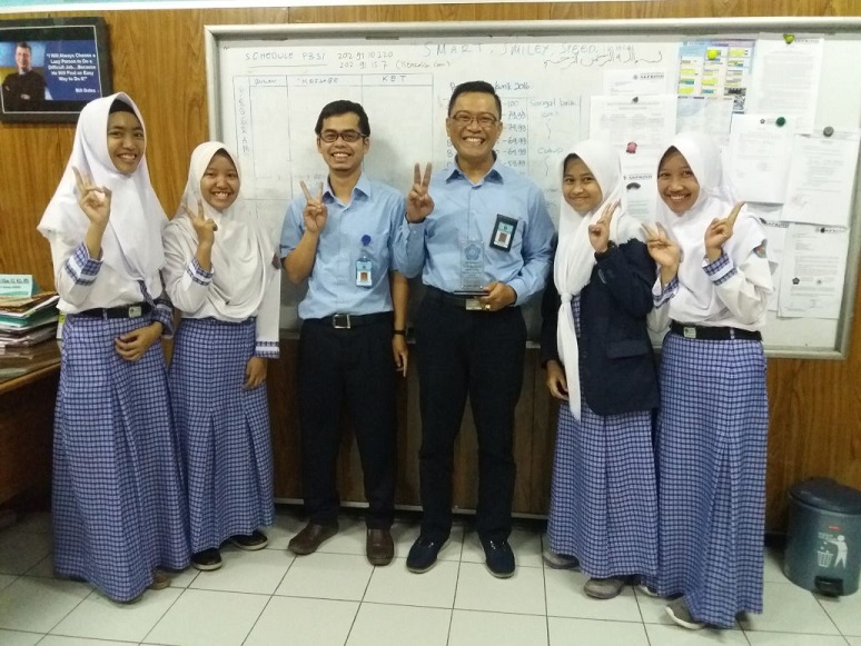 Kesan dan Pesan Prakerin SMK Negeri 2 Magelang