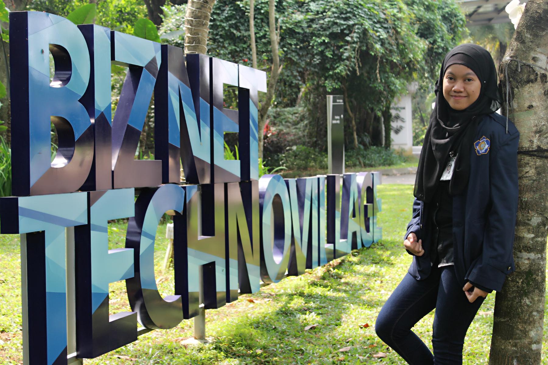 Ririn Septrisulviani, Alumni Berprestasi Peraih Beasiswa Program Pendidikan Magister Menuju Doktor