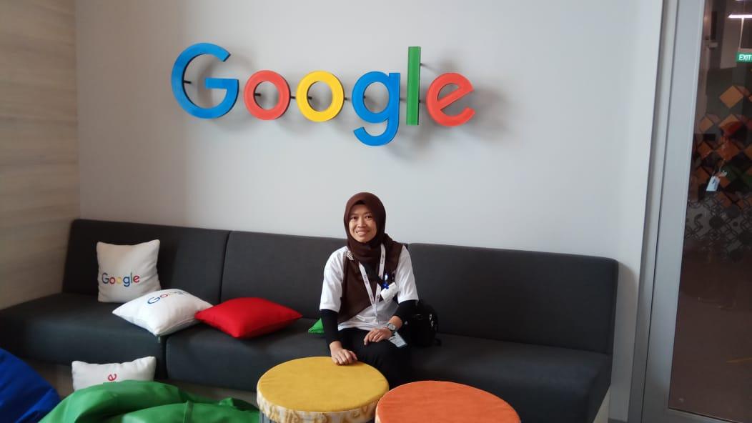 Dosen dan Mahasiswa Peraih Beasiswa Google