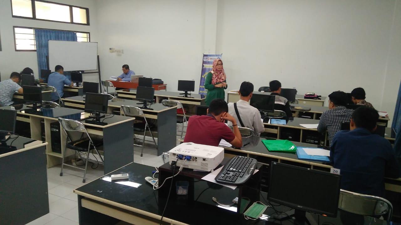 Uji Kompetensi Skema Programmer dan Networking BNSP Periode September 2018