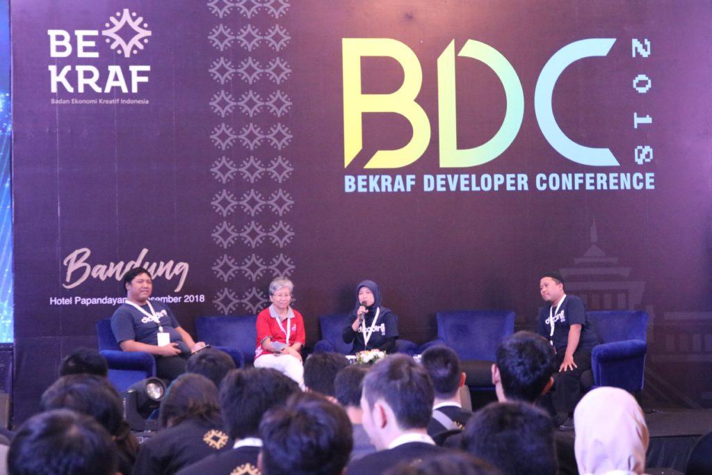 Bekraf Developer Conference