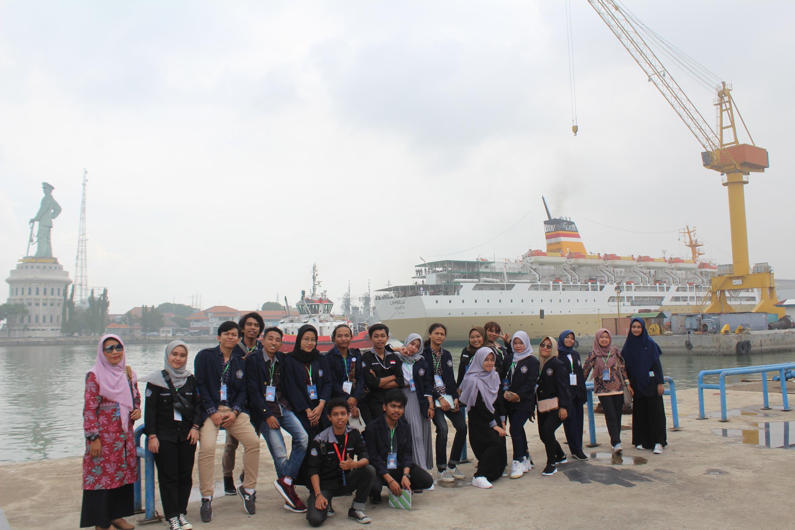 Mahasiswa Informatika Kunjungi PT. PAL Indonesia (Persero) – Studi Ekskursi Part 1