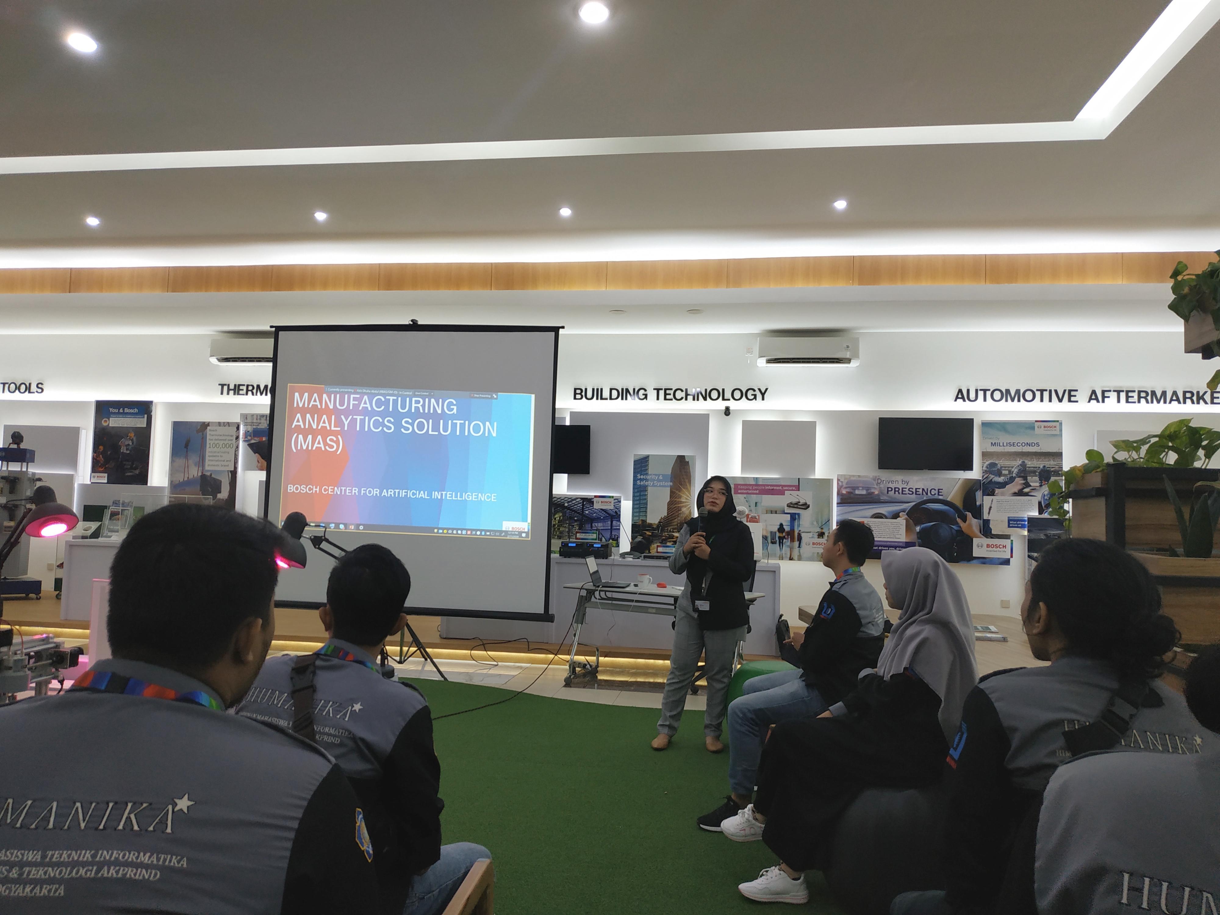 Kunjungan Studi Ekskursi ke PT. Robert Bosch, Surabaya – Studi Ekskursi Part 2