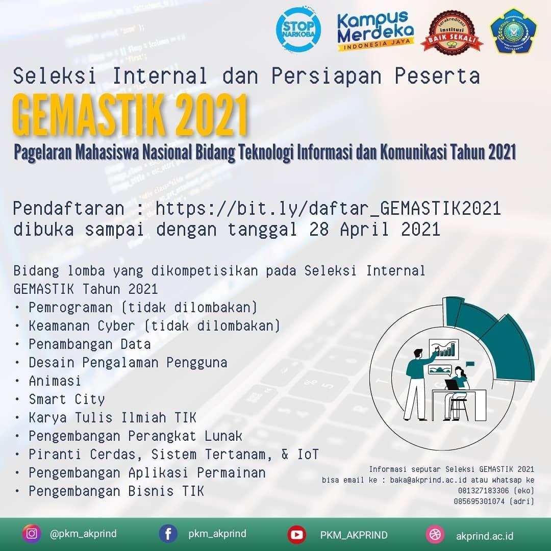 Gemastik 2021
